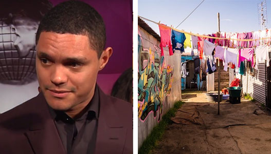 Mein Interview mit Trevor Noah